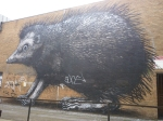 Street Art in London - Animals2