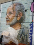 Street Art in London - portrait 2