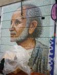 Street Art in London - portrait 2