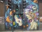 Street Art in London 2 - near Hoxton Sq.