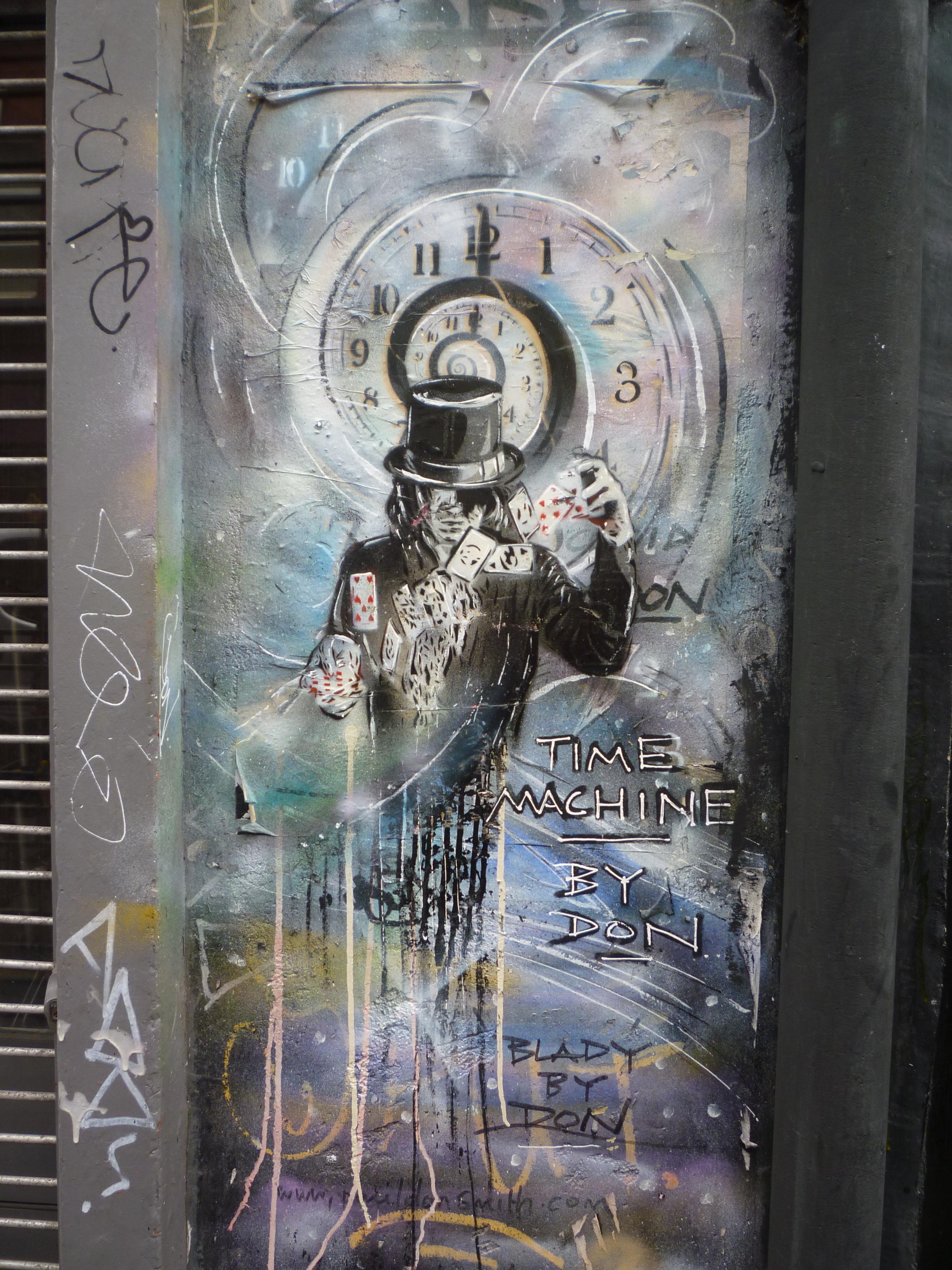 Street Art in London -...