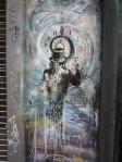 Street Art in London - TIme Machine