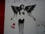 Street Art in London - Pegasus