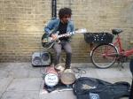 Street Art in London 2 - music!