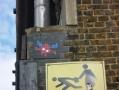 Street Art in London -variety 3