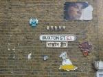 Street Art in London - different