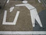 Street Art in London - signs 1