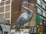 Street Art in London - Animals1