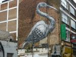Street Art in London - Animals1