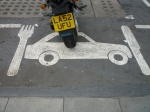 Street Art in London - signs 3
