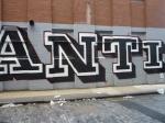 Street Art in London - Anti