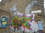 Street Art in London - Animals3