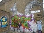 Street Art in London - Animals3