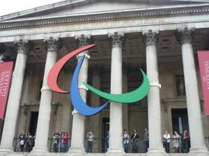 Paralympics - logo