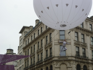 Circus in London - ballet