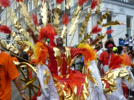 Do You Think London Is Grey? - Notting Hill Carnival