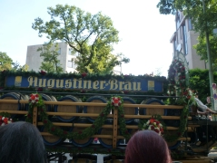 A Londoner from Afar Goes to Munich1 - Oktoberfest Parade7