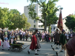 A Londoner from Afar Goes to Munich1 - Oktoberfest Parade