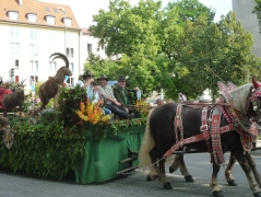 A Londoner from Afar Goes to Munich1 - Oktoberfest Parade4