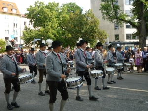 A Londoner from Afar Goes to Munich1 - Oktoberfest Parade5