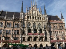 A Londoner from Afar Goes to Munich - New Townhall, Marien Platz 2