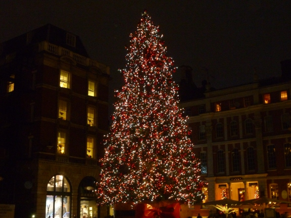 Innovative Christmas Trees in London3