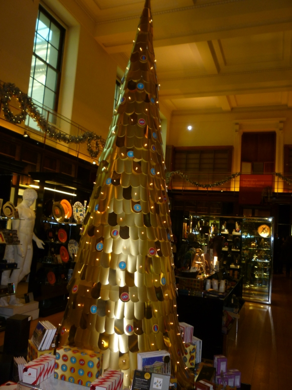 Innovative Christmas Trees in London5