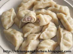 Fancy a Pasty?- Chinese Dumplings