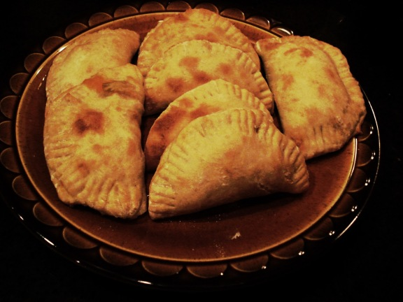 Fancy a Pasty? - Argentinian empananadas (Argentina)