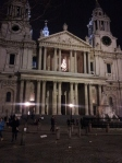 Christmas Carols at St Paul's Cathedral