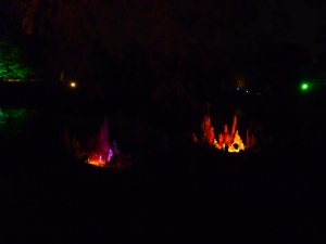 A Walk through an Enchanted Woodland - fire! 2