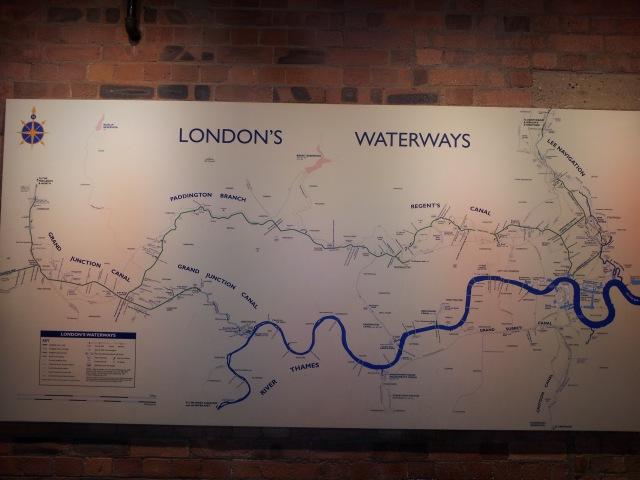 At the London Canal Museum