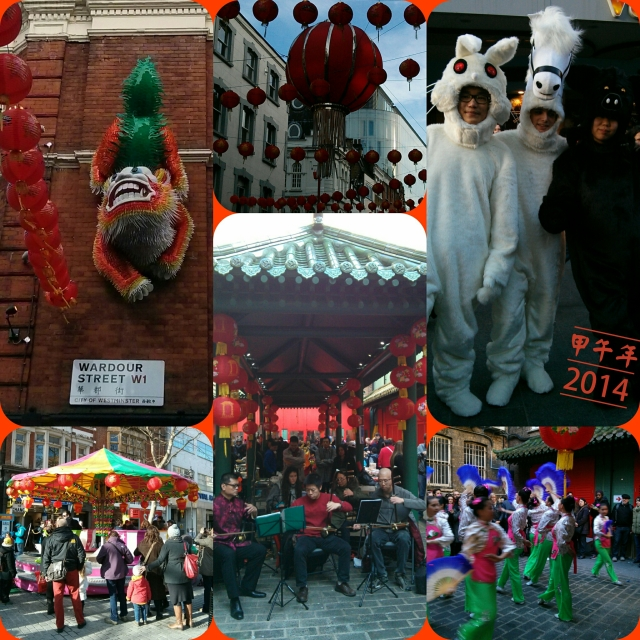 Picture Wednesday - Chinese New Year London