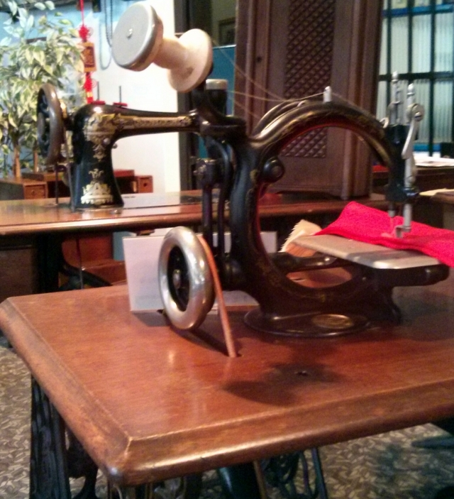 Technology Is Not Smartphones Only - Not all sewing machines are the same