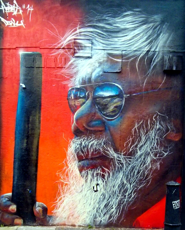 New Year, New Street Art in London - Adnate
