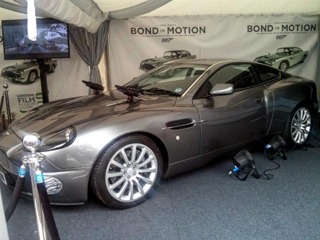 Live at the West End - Bond, James Bond