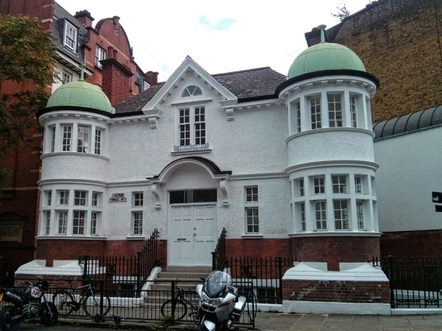 Picture Wednesday - Art Nouveau in London